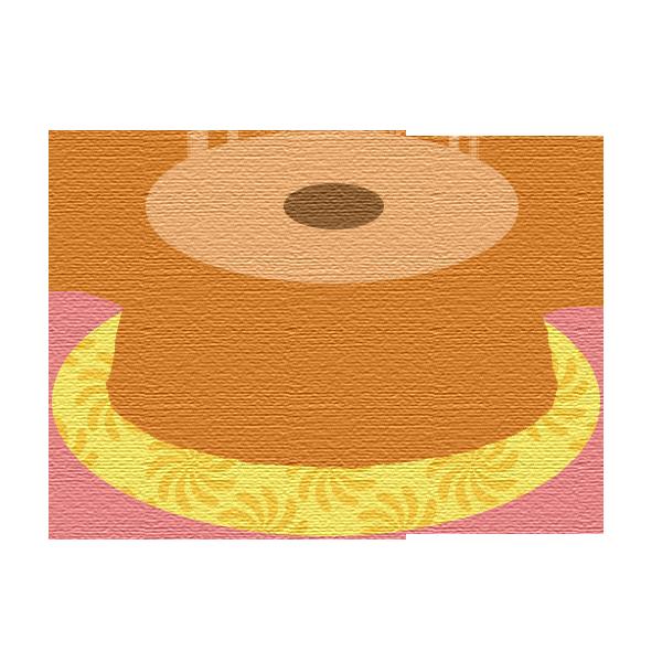 シフォンケーキ・プレーン