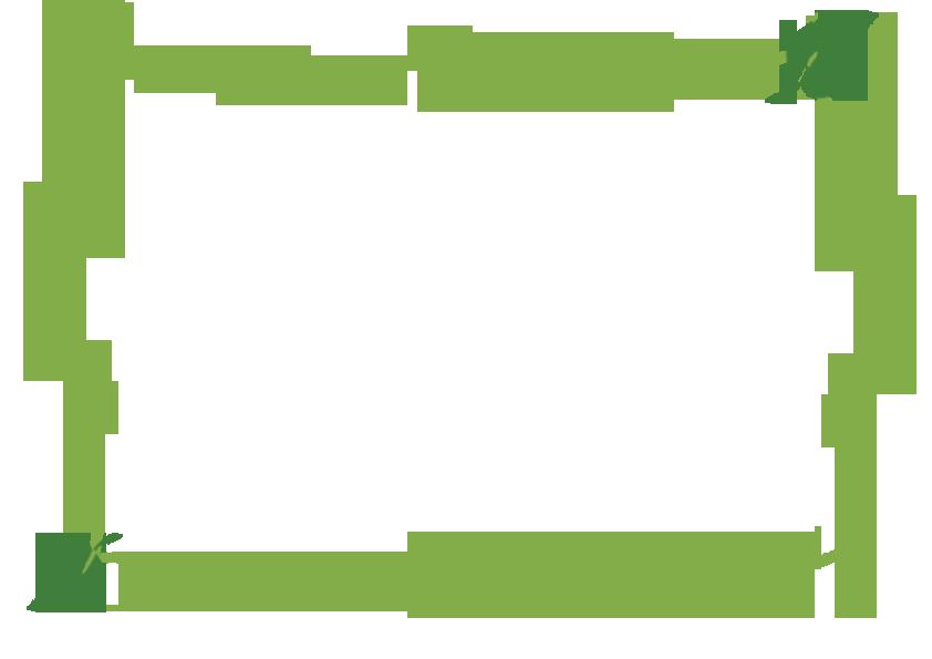 グリーンフレーム1