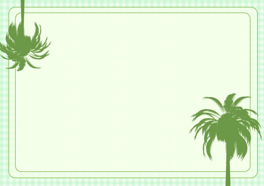 新緑フレーム3